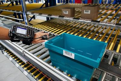атвоматизация отбора на складе