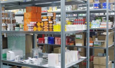 аоматизация фармацевтических складов